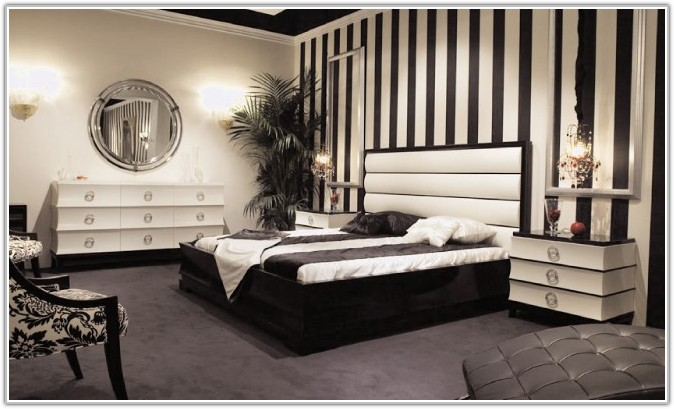 Дизайн спальни — клавиши