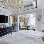 Спальня, дизайн бюро Игоря Сушкова