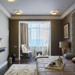 Интерьер спальни в стиле ар-деко — торжество золота и бархата
