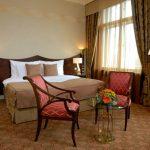 Пример интерьера ар-деко — номер в отеле
