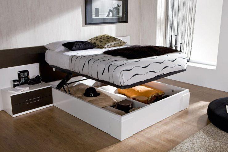 Размещение мебели по фен-шуй в маленькой спальне