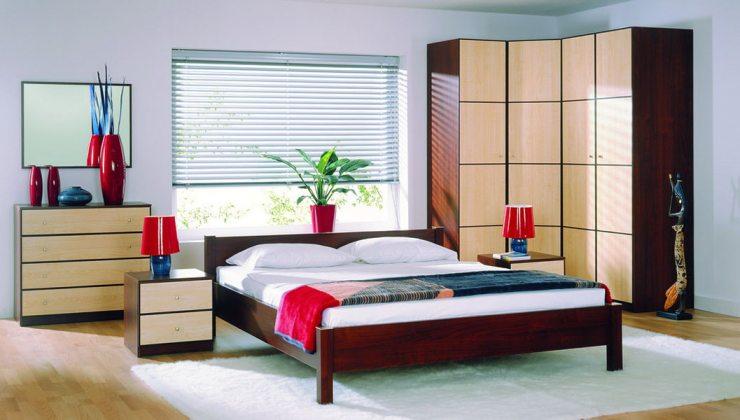 Шкаф в спальне по фен-шуй