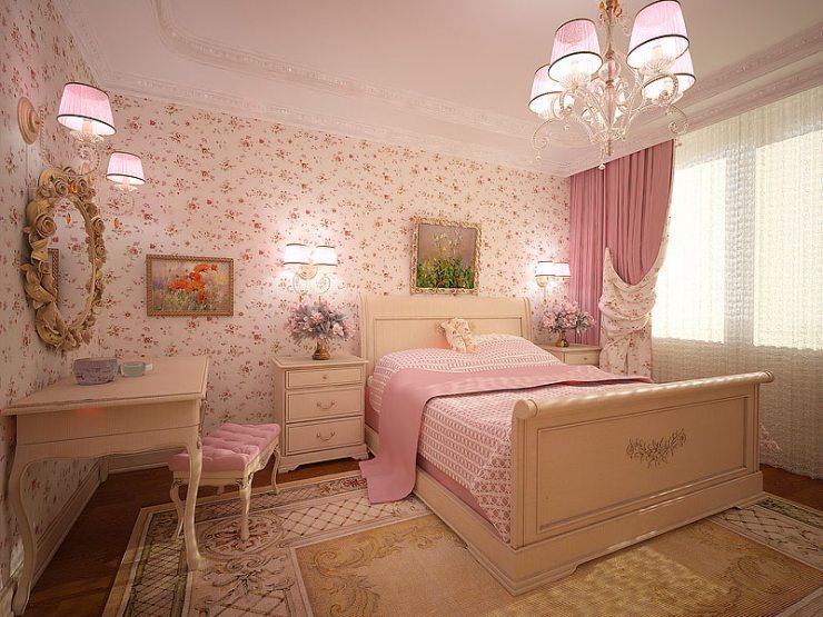 Спальня Инь