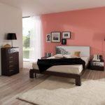 Минималистичная спальня по фен шуй