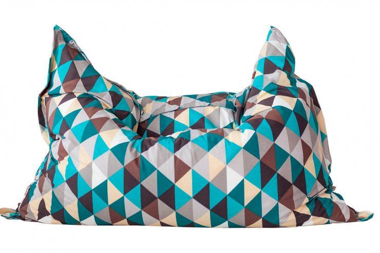 Мягкое кресло-подушка