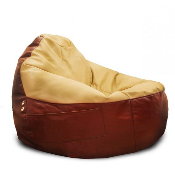 Мягкое кресло-пуф