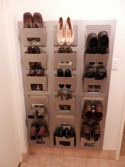 Подставки для обуви из ИКЕА