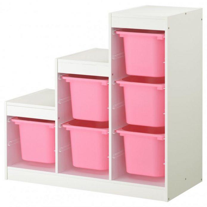 Корзины и шкафы для хранения из ИКЕА