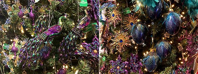 Райские птицы для новогодней ёлки