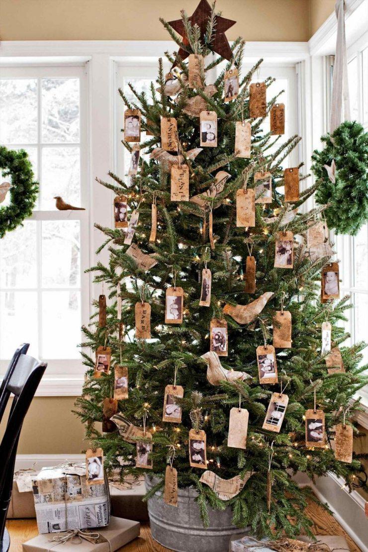 идеи для украшения елки фото этих других