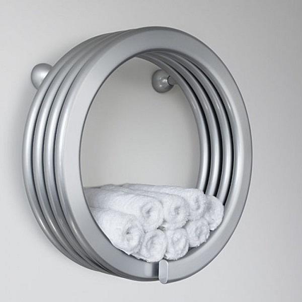 Круглый полотенцесушитель