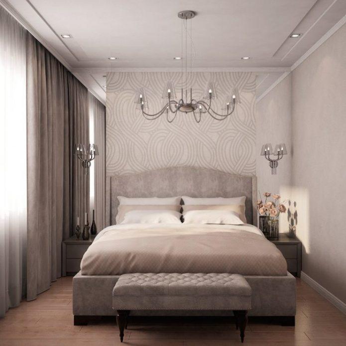 Современная классика для спальни